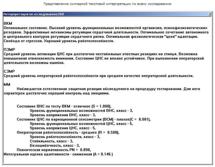 Устройство психофизиологического тестирования УПФТ-1/30 «Психофизиолог»