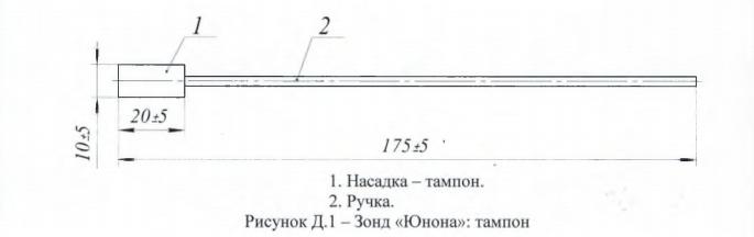 "Зонд Симург ""Юнона"" (цервикальная щетка)"