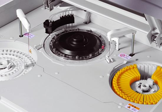 Биохимический автоматический анализатор CS-300B напольный
