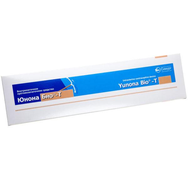 Внутриматочное противозачаточное средство Симург Юнона Био-Т