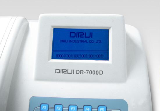 Биохимический полуавтоматический анализатор DR-7000D настольный