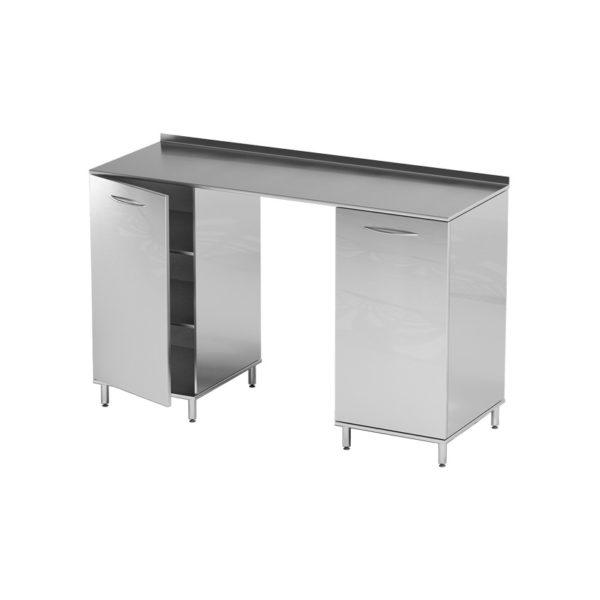 Столик ARTINOX AR-L01N (Нержавеющая сталь)