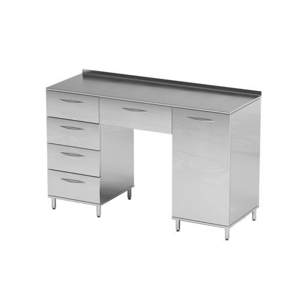 Столик ARTINOX AR-L04 (Нержавеющая сталь)