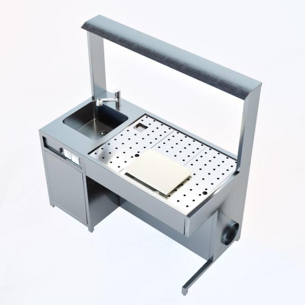 Стол гистологический ARTINOX AR-L25N