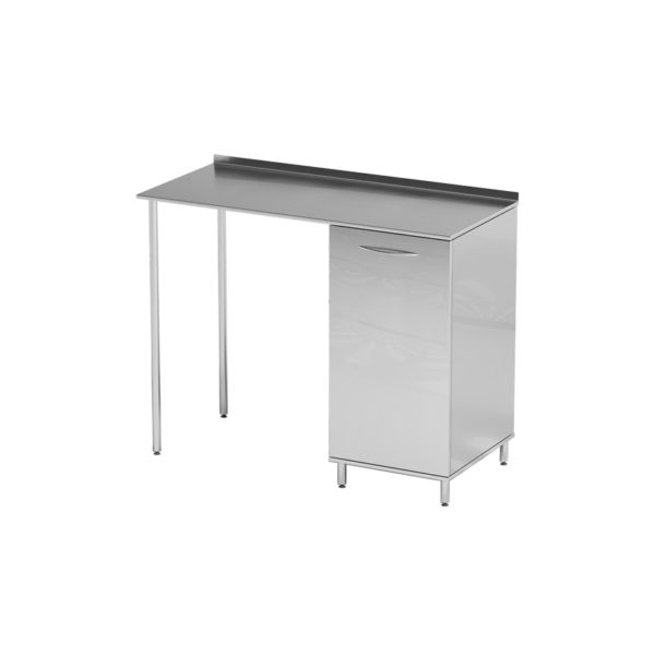 Столик ARTINOX AR-L31 (Нержавеющая сталь)