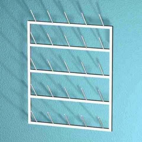 Шкаф-стеллаж сушильный открытого типа ARTINOX AR-LE (Нержавеющая сталь)