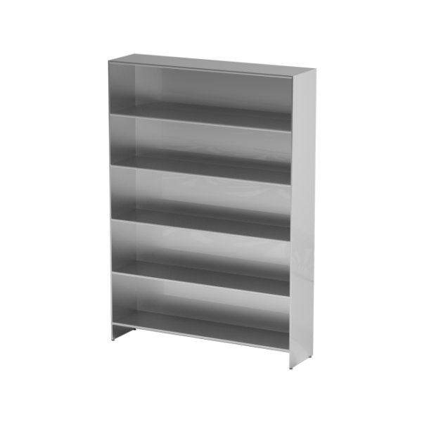 Шкаф-стеллаж открытого типа ARTINOX AT-S015