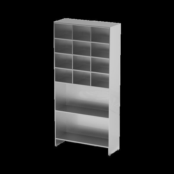 Шкаф-стеллаж открытого типа ARTINOX AT-S09