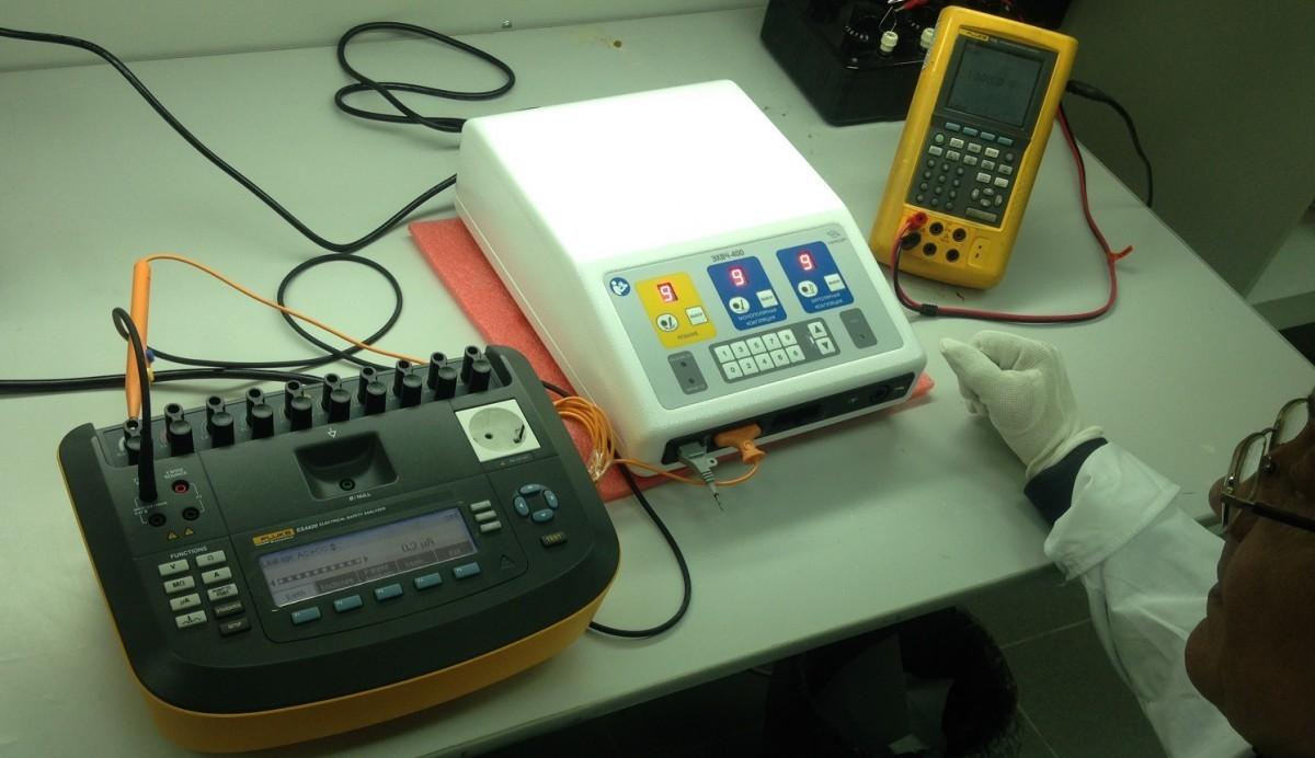 Электрохирургический блок высокочастотного генератора НИКОР ЭХВЧ-400