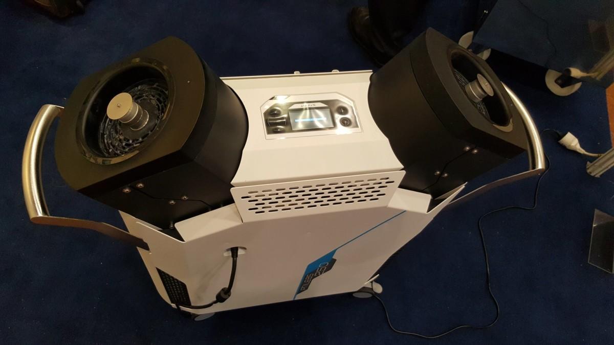 Стерилизаторы поверхностей Devea Phileas 250 (для помещений 50-600 м3)
