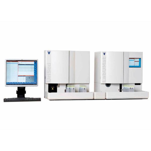 Комплексная лабораторная система анализа мочи 77 Elektronika LabUMat 2+UriSed 2