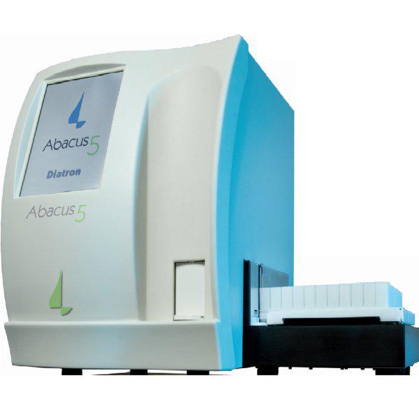 Автоматический гематологический анализатор Diatron Abacus 5