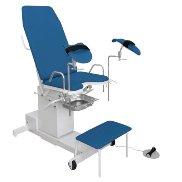 Кресло гинекологическое КГ-3Э (Ножной пульт управления)