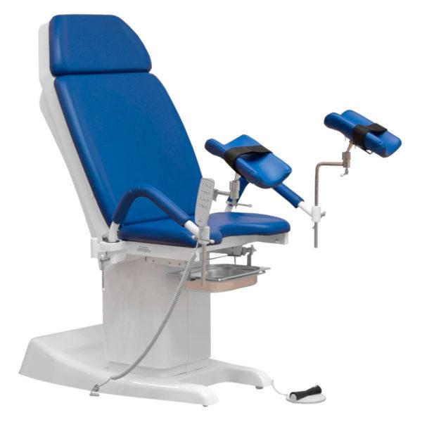 Кресло гинекологическое ДЗМО КГ-6 (Электрорегулировка высоты подколенников)