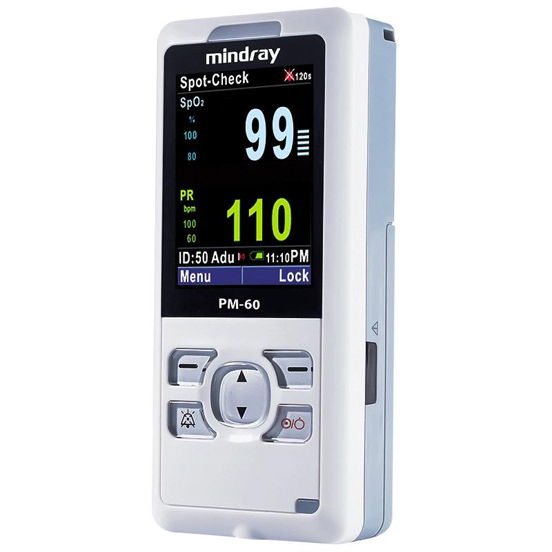 Мобильный пульсоксиметр Mindray PM-60