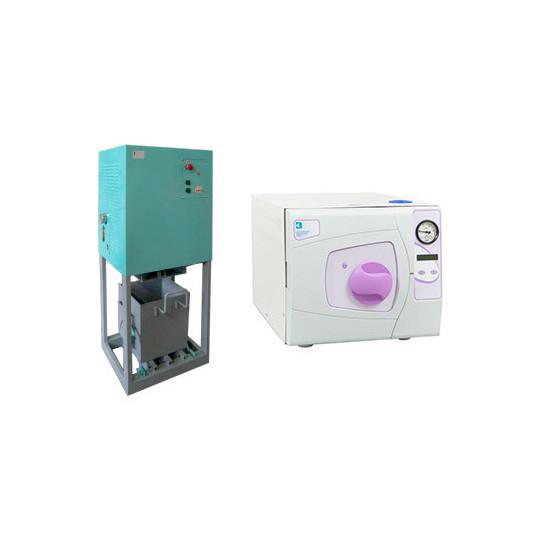 Установка для утилизации медицинских отходов УМО-21 ПЗ