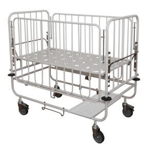 Медицинская кровать для новорожденных