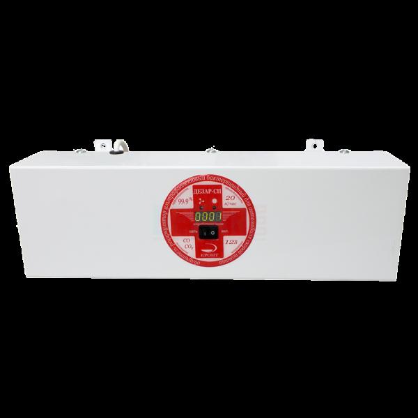 Облучатель-рециркулятор воздуха Дезар-СП (ультрафиолетовый, бактерицидный, настенный)