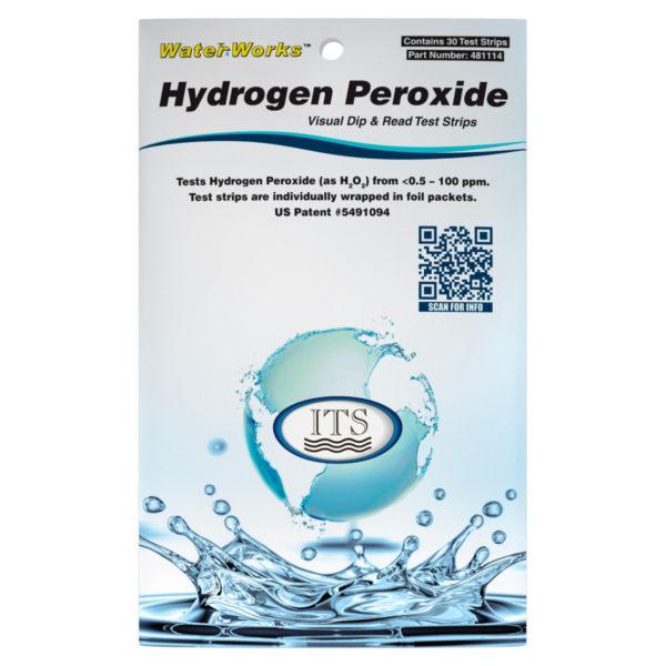 Тесты Wateriga SENSAFE для контроля перекиси в воде