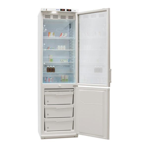 Холодильник комбинированный лабораторный POZIS ХЛ-340 (объем 340л.)