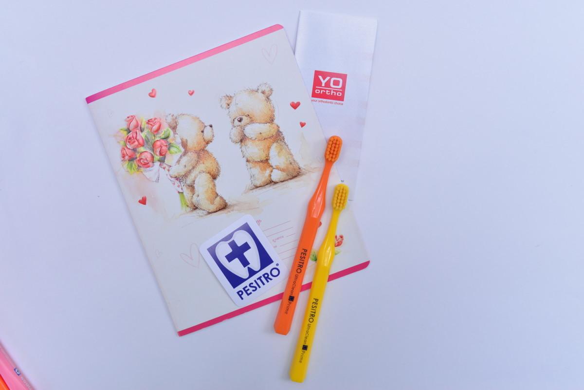 Детская зубная щетка Pesitro UltraClean 7680 Prime Ultra Soft