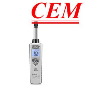 Термогигрометры CEM