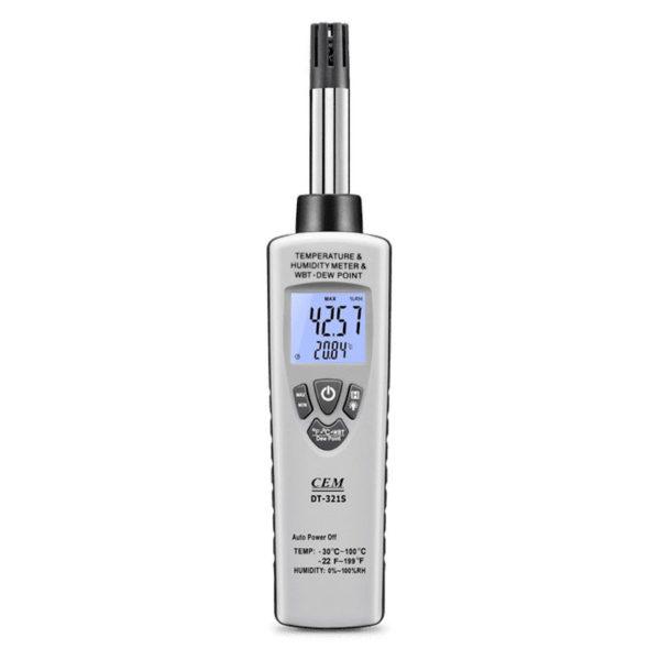 Термогигрометр CEM DT-321S