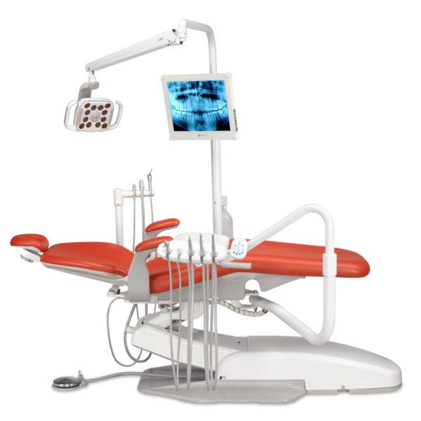 Cтоматологическая установка с нижней подачей инструментов Performer Special